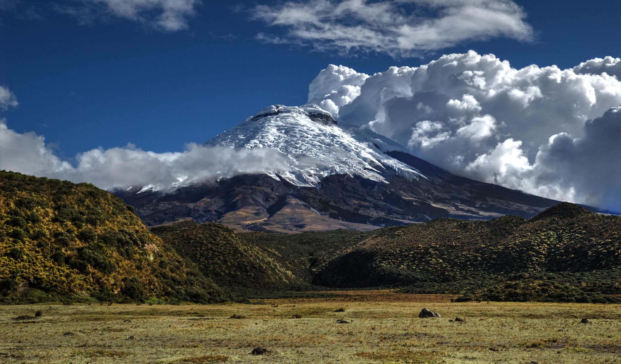 Cotopaxi (near Quito)
